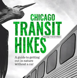 Chicago Transit Hikes book cover